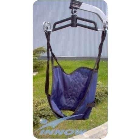 Siedzisko (chusta do podnośników) transportowe/kąpielowe SCH-A INNOW