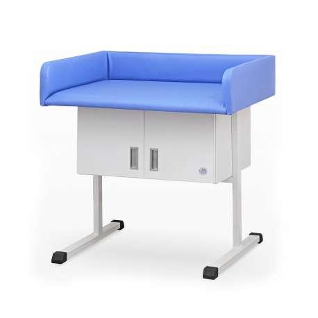 Stół do badań i przewijania niemowląt z szafką SBN-S Meble - Medyczne