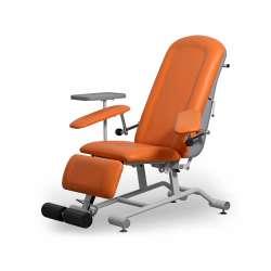 Fotel zabiegowy FoZa Basic Plus U.B.M Meble-Medyczne