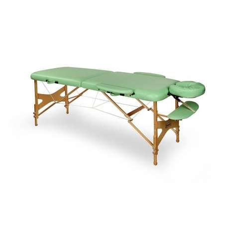 Stół do masażu VIVA drewniany