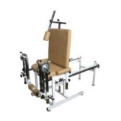 Fotel rozkładany, do ćwiczeń oporowych kończyn górnych i dolnych UPR-01 B/S Sumer