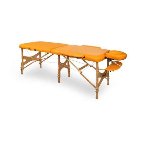 Stół do masażu ROYAL drewniany