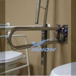Podpora uchylna 80 cm INOX GN 108A INNOW