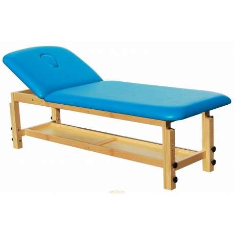 Leżanka drewniana LD-R01 WS TECH