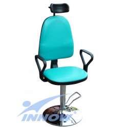 Fotel okulistyczno-laryngologiczny (reg.wysokości hydrauliczna) FOL 01 INNOW