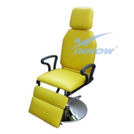 Fotel okulistyczno-laryngologiczny (reg.wysokości hydrauliczna) FOL 02 INNOW