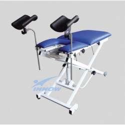 Stół, fotel ginekologiczny (hydrauliczny) FG 100 INNOW