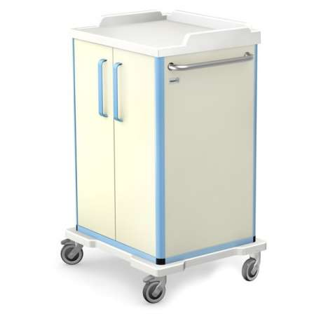 Wózek do czystej i brudnej bielizny WMW-1110/ABS TECH-MEB Bydgoszcz