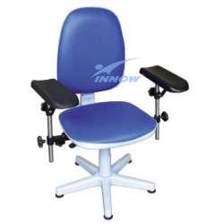 Krzesło do pobierania krwi (obrotowe) G 670 INNOW