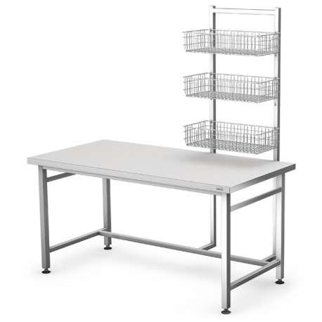 Stół do pakietowania PAK-1/1 TECH-MED Bydgoszcz