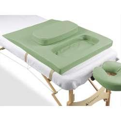 Klin - nakładka na stół z wycięciem na biust HABYS