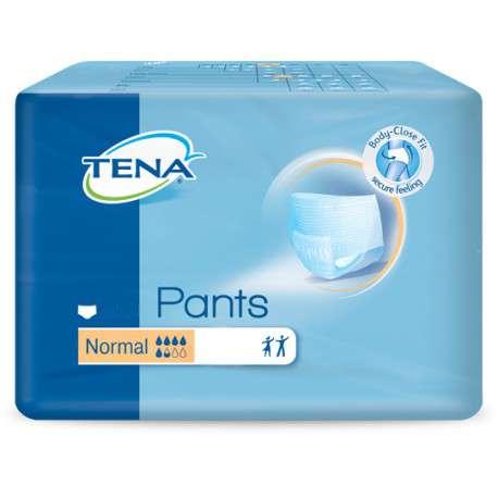 Sklep medyczny - Majtki chłonne Tena Pants Normal L 10 szt - wyciek moczu środki absorpcyjne SCA - Refundacja NFZ! Niskie ceny!