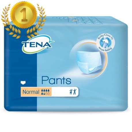 Sklep medyczny - Majtki chłonne dla dorosłych Tena Pants Normal S 15 szt nietrzymanie moczu środki absorpcyjne - Refundacja NFZ