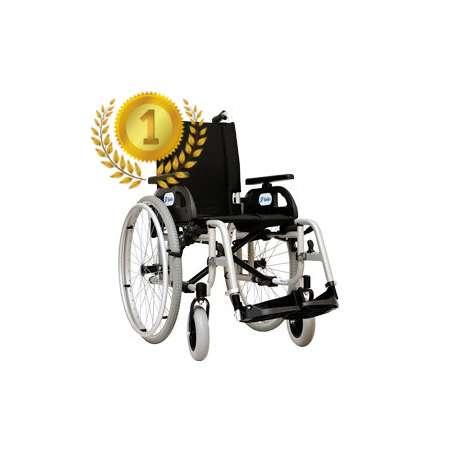 Sklep medyczny - Wózek inwalidzki aluminiowy Deflin - MOBILEX wózek składany ręczny dofinansowanie - Refundacja NFZ! Niska cena