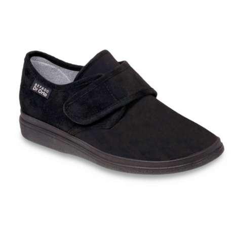 Sklep medyczny. Obuwie dr Orto 131M czarny r.43 - leczenie, paluch koślawy, palce młotkowate, buty na szeroką stopę. Niska cena.