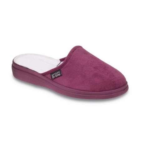 Sklep medyczny. Obuwie dr Orto 132 D bordo r.37 - stopa cukrzycowa, klapki medyczne, buty na szeroką stopę. Niska cena.