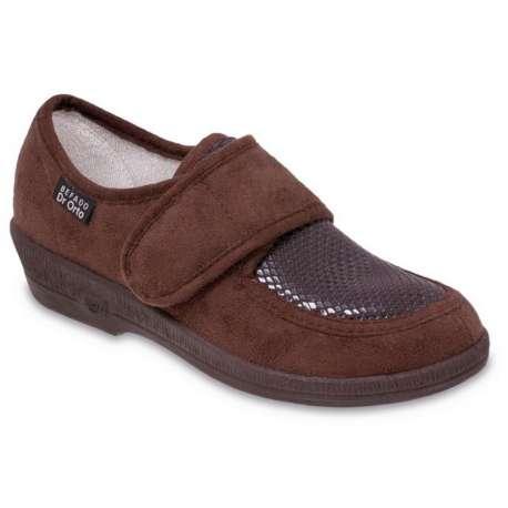 Sklep medyczny. Obuwie dr Orto 984 D brąz r.36, 39 - buty na stopę cukrzycową, buty medyczne, elastyczne. Niska cena.