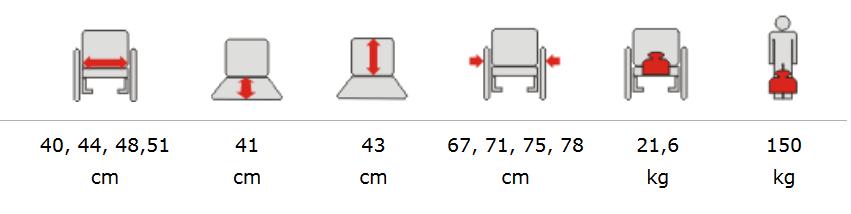 Tabela rozmiarów.