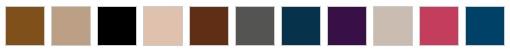tabela kolorów: czarny, granatowy, brązowy, karmelowy, szary, Masz problem z kupnem - zamów telefonicznie 735 575 252
