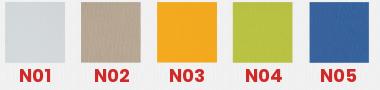 Stół stacjonarny CHIRO WS TECH kolory tapicerki. Masz problem z kupnem – zamów telefonicznie 735 575 252