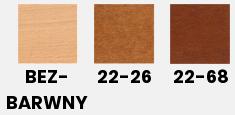 Leżanka drewniana LD-R01 WS TECH. Kolory stelaża. Masz problem z kupnem – zamów telefonicznie 735 575 252