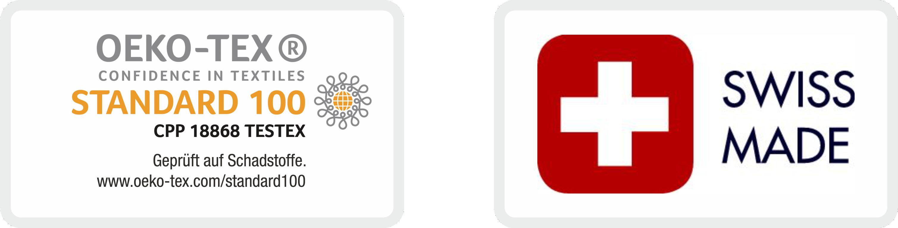 Podkolanówki COMFORT: certyfikaty