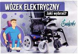 Jaki elektryczny wózek inwalidzki wybrać? Nie kupuj kota w worku i ciesz się życiem!